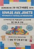 50 : Marigny-Le Lozon - Bourse aux jouets