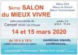 35 : Val-d'Anast - Salon du bien-être et du mieux vivre, réservation exposants