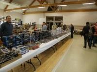 72 : Saint-Saturnin - Bourse d'échange de véhicules miniatures