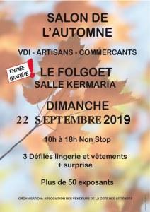 29 : Le Folgoët - Salon de l'Automne