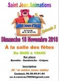72 : Saint-Jean-d'Assé - Bourse aux jouets