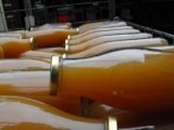 29 : Scaër - Vente du jus de pommes de l'école Joliot Curie de scaër