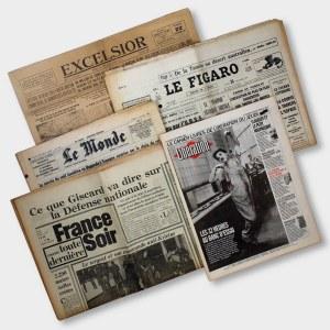56 : Ploemeur - Musée de la presse : offrir le journal de son anniversaire