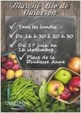 56 : Quiberon - Un nouveau marché bio