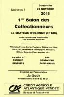 85 : Château-d'Olonne - 1er salon des collectionneurs
