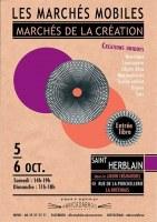 44 : Saint-Herblain - Les marchés mobiles, marchés de la création
