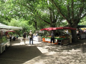 44 : Saint-Lyphard - Marché paysan village de Kerhinet