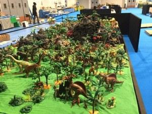53 : Ambrières-les-Vallées - Exposition-vente de Playmobil