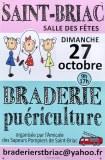 Braderie Puériculture SAINT-BRIAC