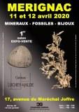 1er SALON MINERAUX FOSSILES BIJOUX de MERIGNAC (33) - NOUVELLE-AQUITAINE - FRANCE