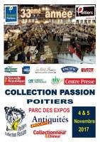 33ème salon national Collection Passion
