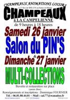 Salon MultiCollections 27/01/2019 à CHAMPEAUX (77)