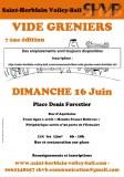 Vide Grenier Saint Herblain Volley-ball