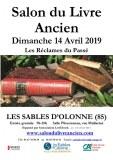 """9ème SALON DU LIVRE ANCIEN """"Les Réclames du Passé"""""""