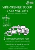 51ieme vide grenier Scouts et Guides de France