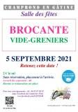 Brocante Vide-Grenier de Champrond-en-Gâtine