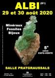5e SALON MINERAUX FOSSILES BIJOUX d'ALBI