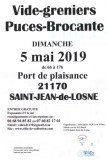 Vide-greniers Puces-Brocante