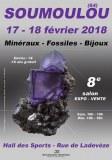 8e SALON MINERAUX FOSSILES BIJOUX de SOUMOULOU (64) - NOUVELLE AQUITAINE - FRANCE