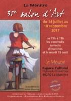 35ème Salon d'Art de La Ménitré