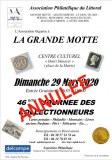 46eme JOURNÉE DES COLLECTIONNEURS ANNULEE