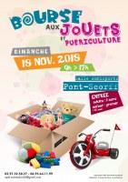 Bourse aux jouets et puériculture – apel Saint-Aubin