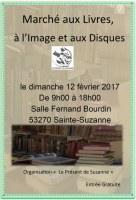 """""""Marché aux Livres, à l'Image et aux Disques"""","""