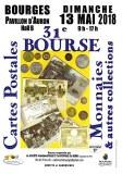 31° BOURSE AUX MONNAIES, CARTES POSTALES ET AUTRES COLLECTIONS