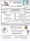14e Bourse Jeux Jouets Vêt Sport et Loisirs Puériculture