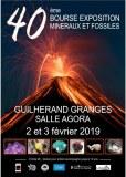 40ème Bourse Minéraux et Fossiles de Guilherand-Granges