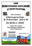 BOURSE D'ÉCHANGES JOUETS ANCIENS ET TOUTES COLLECTIONS