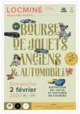 Bourse de Jouets anciens & Automobilia