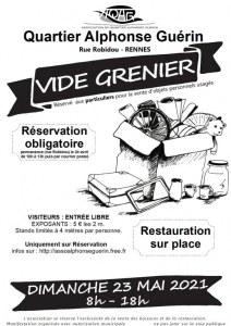Vide-greniers Alphonse Guérin - 28ème édition
