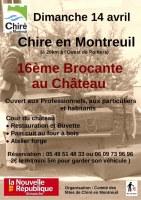 Brocante au Château