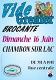 Brocante. Vide-Grenier. Collections. Du Bourg
