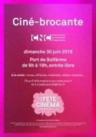 Ciné-brocante La Fête du Cinéma 2019