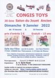 CONGIS TOYS 2022 - Salon du Jouet Ancien