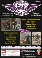 Bourse Moto au 8e Grand Salon de la Moto