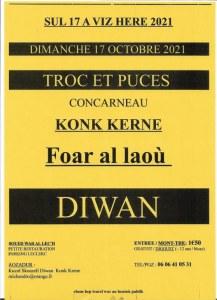 Troc et puces Diwan Konk Kerne