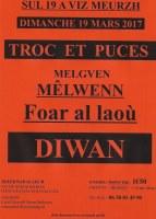 Troc et puces Diwan Melgven
