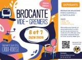 Brocante/Vide-greniers de la Croix-Rousse