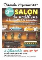 3 ème Salon Maquettes Modélisme et Miniatures