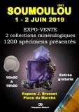 EXPOSITION / VENTE de MINERAUX
