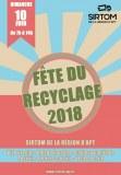 Fête du recyclage & Vide Grenier au SIRTOM d'Apt