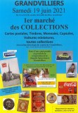 1er marché des collections