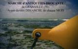 Marché d'Antiquités Brocante mensuel de GRANVILLE (50)