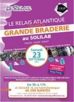 Braderie Solidaire du Relais Atlantique
