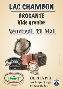 Brocante. Vide-Grenier. Collections du Lac