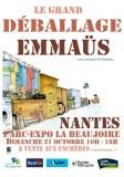 LE GRAND DEBALLAGE EMMAUS