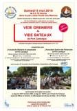 VIDE GRENIERS - VIDE BATEAUX